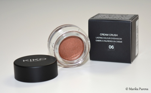 KIKO Milano Cream Crush Lasting Colour Eyeshadow 06
